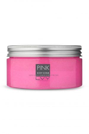 Pink Body Scrub